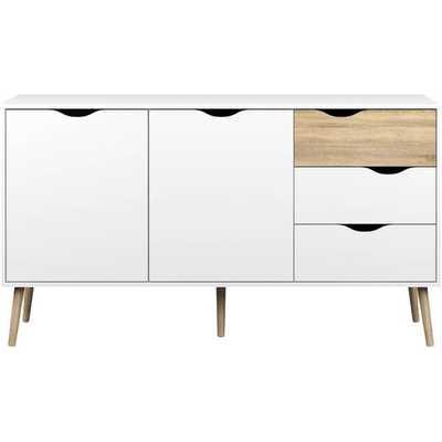 Pajaro 3 Drawer Sideboard - AllModern