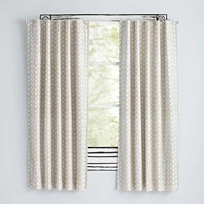 Freehand Blackout Curtain - Land of Nod