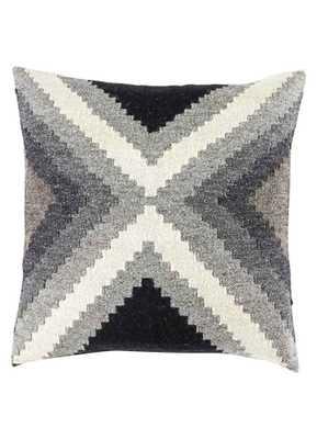 "PEY10 - Peykan Pillow - 20"" x 20"" - Poly Fill - Collective Weavers"