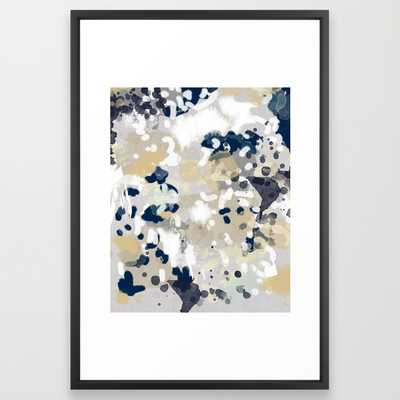Nigel - Abstract art painting - Society6