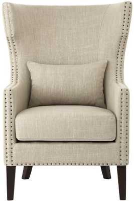 Bentley Club Chair - Linen Birch - Home Depot