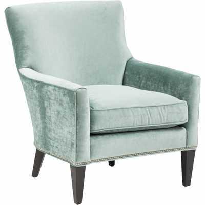 Winnie Chair - Brussels Aqua - High Fashion Home