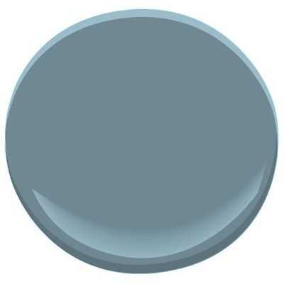 Blue Dusk 1644 - Sample - Benjamin Moore