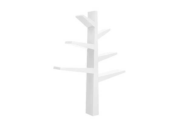 Tree Bookcase - White - Babyletto