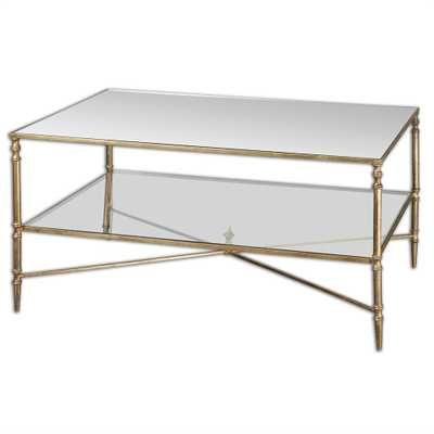 Henzler, Coffee Table - Hudsonhill Foundry