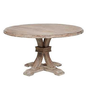 Archer Round Dining Table - Z Gallerie