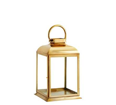 Arlington Lantern - Medium - Pottery Barn