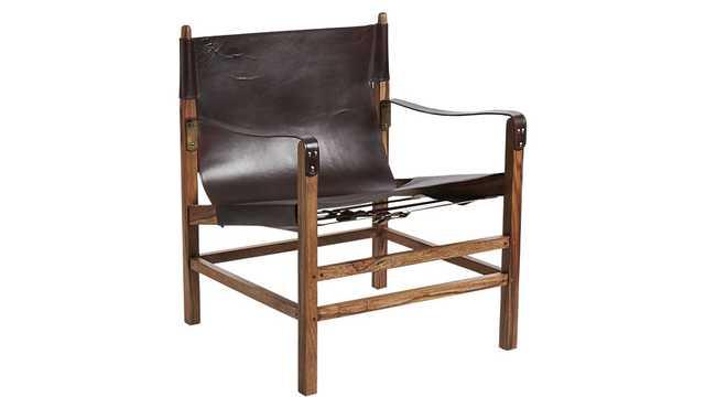 Expat lounge chair - CB2