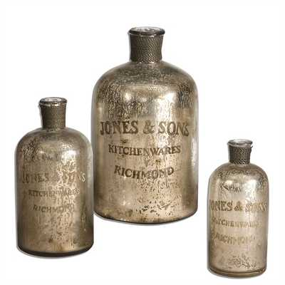 Kaho Jugs - Set of 3 - Hudsonhill Foundry