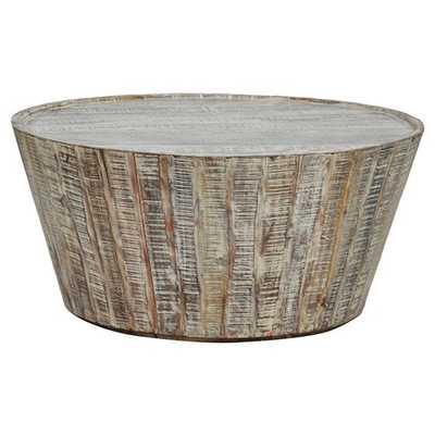"""Phoebe 38"""" Coffee Table, Reclaimed Wood - One Kings Lane"""