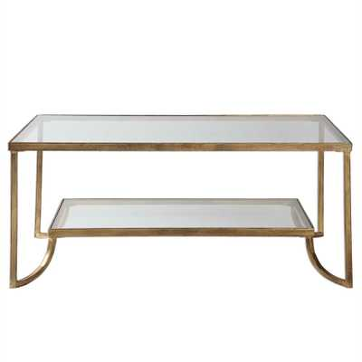 Katina Coffee Table - Hudsonhill Foundry