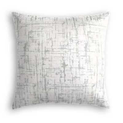 Throw Pillow - Etch A Sketch - With Insert - Loom Decor