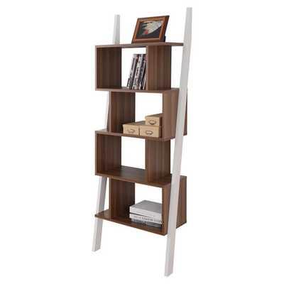 "Mateo 71"" Leaning Bookcase - AllModern"