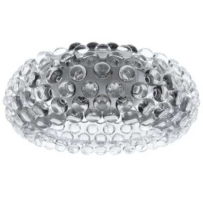 """HALO 20"""" CEILING FIXTURE IN CLEAR - Modway Furniture"""