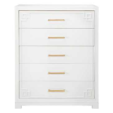 York 5 Drawer Chest - Z Gallerie