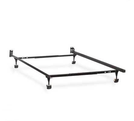 Havenly Recommended Basic: Metal Bed Frame - Twin/Full - Pottery Barn
