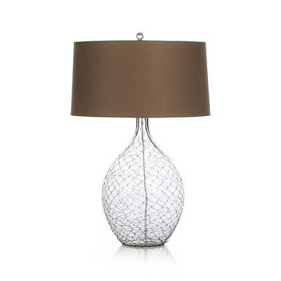 Gramercy Table Lamp - Crate and Barrel