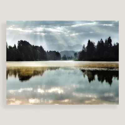 "Morning Bliss I - 40""W x 30""H - Unframed - World Market/Cost Plus"