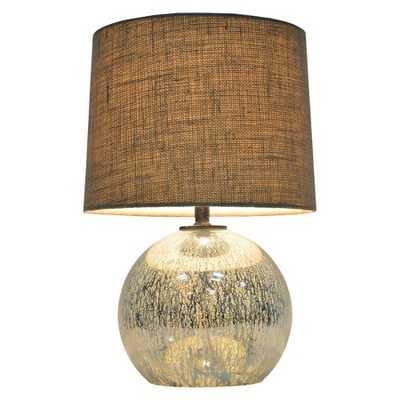 Globe Mercury Glass Table Lamp - Target