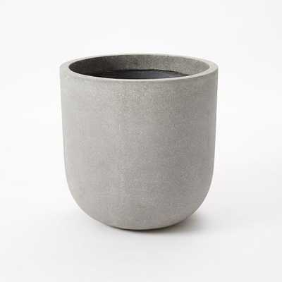 Radius Planter - Large - West Elm