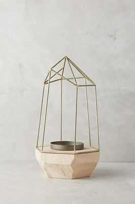 Faceted Hurricane - Small - Anthropologie