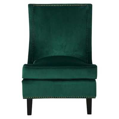 Carole Velvet Single Sofa Accent chair - Target