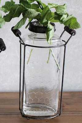 Dahlia Vase - Medium - Home Decorators