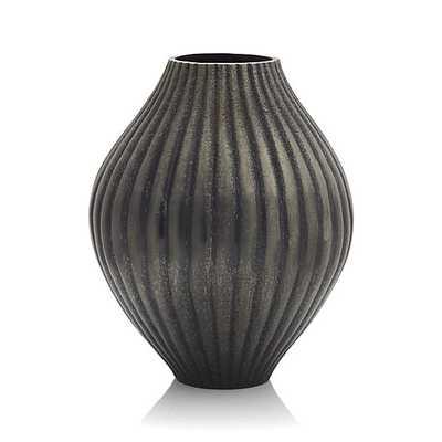 Hunter Vase - Crate and Barrel