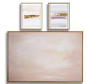 Evening Blush - Set of 3 - Z Gallerie