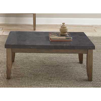 Pine Knob Bluestone Coffee Table - Wayfair