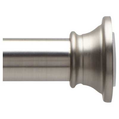 "Tensa Tensions Rod Set Brushed Nickel 7/8"" (36""x 54"") - Target"