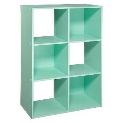 "6-Cube Organizer Shelf 11"" - Room - Target"