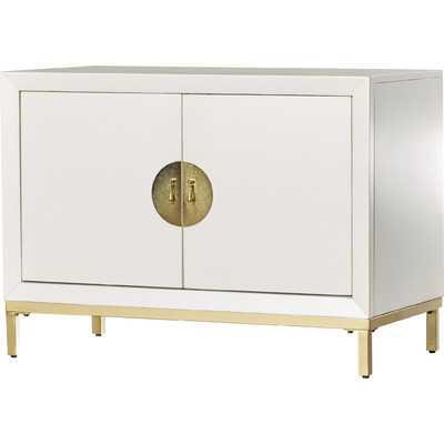 Halfon 2 Door Cabinet - Wayfair