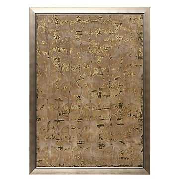 Andaman Golden Light -42.25''W x 30.75''H-Unframed - Z Gallerie