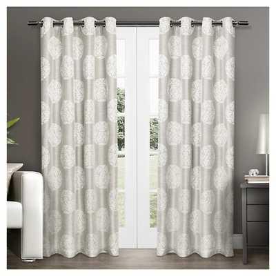 Exclusive Home Akola Curtain Panels - Set of 2 Panels - Target