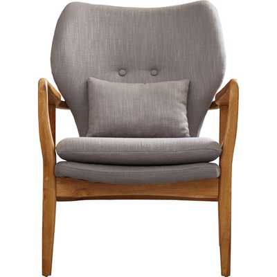 Engstrom Accent Chair in Grey - AllModern