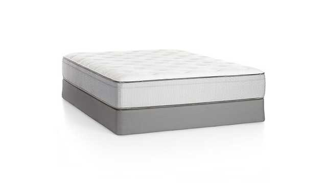Simmons ® Queen Beautysleep ® Mattress - Crate and Barrel