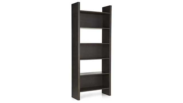 Riser Bookcase - Crate and Barrel