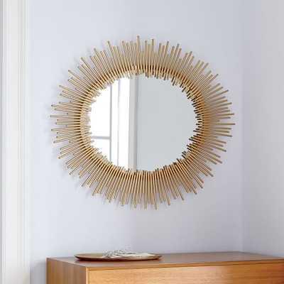Deco Wall Mirror - West Elm