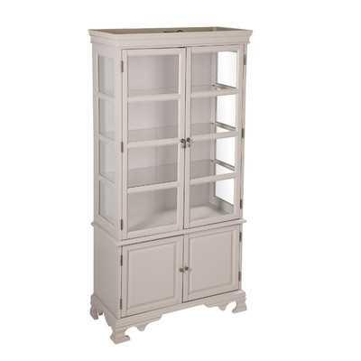 Peavey Curio Cabinet - Wayfair