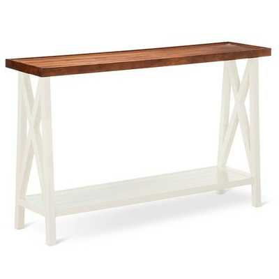Larkspur Sofa Table - Off White - Target