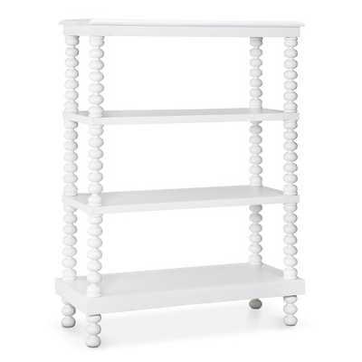 Jenny Lind 3 Shelf Bookcase - Home Meridian-White - Target
