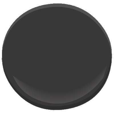 Benjamin Moore - Black Beauty 2128/10 - Semi Gloss - Benjamin Moore