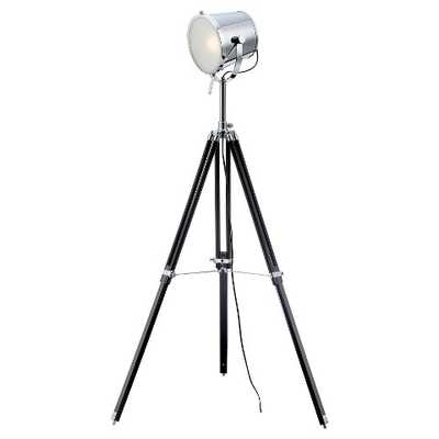 Lite Source Trey Light Tripod Floor Lamp - Target