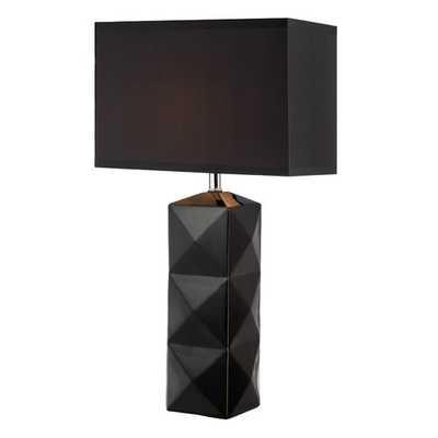 "Robena 28.25"" Table Lamp - Black - AllModern"