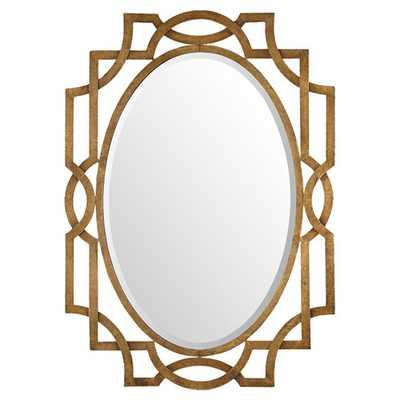 Margutta Wall Mirror - Wayfair