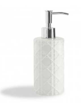 Rattan Lotion Dispenser - Kassatex