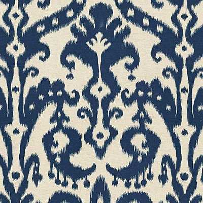 Venice Ikat Fabric by the Yard - Ballard Designs