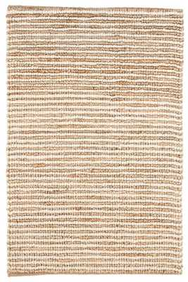 TWIGGY NATURAL WOVEN WOOL/JUTE RUG - Dash and Albert
