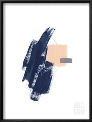 "25"" x 33"" Framed Canvas Print - art.com"